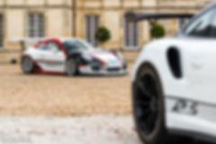Porsche Club Normandie - Porsche 911 991 GT3 Cup