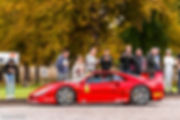 Chantilly Arts & Elegance - Ferrari F40 LM