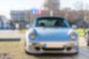 Porsche 911 993 Turbo Cars and Coffee ® Normandie Marius Hanin