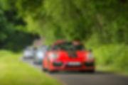 Marius Hanin French Driver Motor1 Porsche Casting Club Normandie Porsche 911 991 Turbo S Exclusive Series