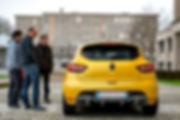 Renault Clio RS Cars and Coffee ® Normandie Marius Hanin