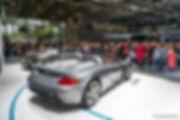 Porsche Carrera GT Marius Hanin