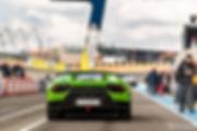 Exclusive Drive Marius Hanin - Lamborghini Huracan Performante Byblos