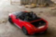 Abarth 124 Spider Motor1