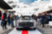Mercedes 300SL Marius Hanin