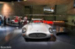 Mercedes 300 SLR Uhlenhaut Coupé Marius Hanin