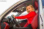 Katell & Alfa Romeo Giulia Veloce Le Havre Marius Hanin