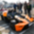 ktm x-bow Cars and Coffee Normandie