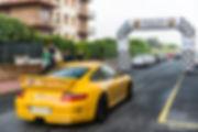 Porsche 911 997 GT3 - Porsche Casting - Marius Hanin