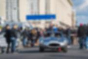 Marius Hanin French Driver Motor1 Tour Auto Peter auto Jaguar Type E