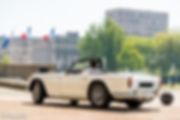 Triumph TR4 IRS Cars and Coffee ® Normandie Marius Hanin