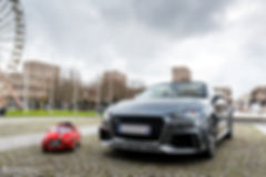 Cars and Coffee ® Normandie - Audi TT-RS