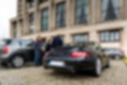 Cars and Coffee ® Normandie - Porsche 911 997 Carrera S