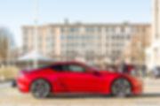 lexus lc500 Cars and Coffee ® Normandie Marius Hanin