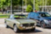 Alfa Romeo Giulia GT 1600 Junior Cars and Coffee ® Normandie Marius Hanin