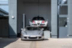 Porsche Carrera GT Alfa Romeo 4C Marius Hanin