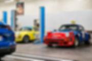 Centre Porsche Rouen - Porsche 911 Carrera RS Marius Hanin