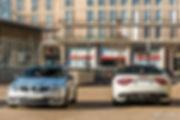mercedes slk 55 amg maserati grancabrio mc stradale Cars and Coffee ® Normandie Marius Hanin