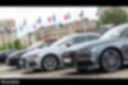 Cars and Coffee ® Normandie - Audi A6 Avant Competition