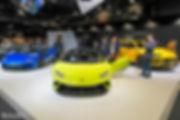 Lamborghini Huracan Performante Paris Marius Hanin