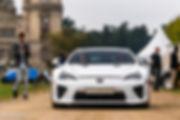 Chantilly Arts & Elegance - Lexus LFA