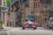 Marius Hanin French Driver Motor1 Tour Auto Peter auto AC Cobra