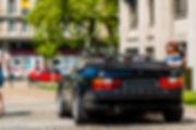 Porsche 944 Cabrio Cars and Coffee ® Normandie Marius Hanin