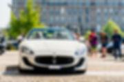 Maserati GranCabrio MC Cars and Coffee ® Normandie Marius Hanin