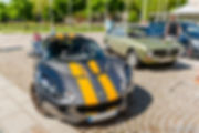 Lotus Elise 111S Cars and Coffee ® Normandie Marius Hanin