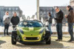 lotus 340r Cars and Coffee ® Normandie Marius Hanin