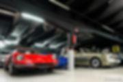 Dino 246 GT / Rolls Royce Corniche