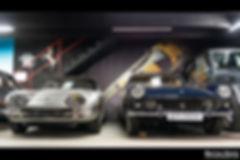 Lamborghini 400 GT / Ferrari 250 GTE