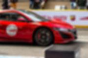 Exclusive Drive Marius Hanin - Honda NSX