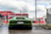 Exclusive Drive Marius Hanin - Lamborghini Aventador S