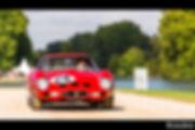 Chantilly Arts & Elegance - Ferrari 250 GTO