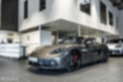 Centre Porsche Rouen - Porsche 718 Boxster GTS Marius Hanin