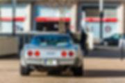 corvette c3 Cars and Coffee ® Normandie Marius Hanin