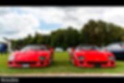 Chantilly Arts & Elegance - Ferrari F40