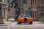 Marius Hanin French Driver Motor1 Tour Auto Peter auto Morgan plus 4