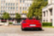 Porsche Boxster GTS Cars and Coffee ® Normandie Marius Hanin