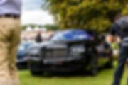 Chantilly Arts & Elegance - Rolls Royce Wraith