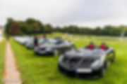 Chantilly Arts & Elegance - Mercedes Mclaren SLR Stirling Moss