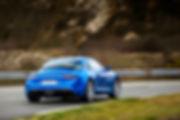 Alpine A110 Pure French Driver Deauville Marius Hanin