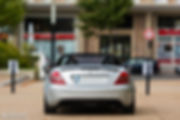 Cars and Coffee ® Normandie - Mercedes SLK 55 AMG