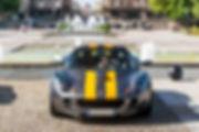 Cars and Coffee ® Normandie - Lotus Elise 111S