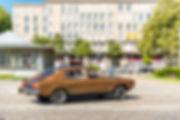 Ford Capri Cars and Coffee ® Normandie Marius Hanin