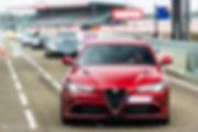 Alfa Romeo Guilia Quadrifolio Verde