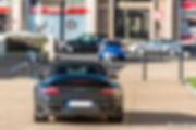 porsche 911 997 turbo cabrio Cars and Coffee ® Normandie Marius Hanin