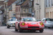Marius Hanin French Driver Motor1 Tour Auto Peter auto Dino 246 GT