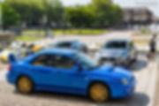 Subaru Impreza WRX Cars and Coffee ® Normandie Marius Hanin